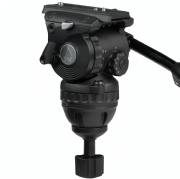 EIMAGE GH06 75MM PRO FLUID VIDEO HEAD 13.2 LBS MAX